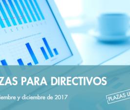(Español) Programa Superior Executive:  'Finanzas para Directivos'