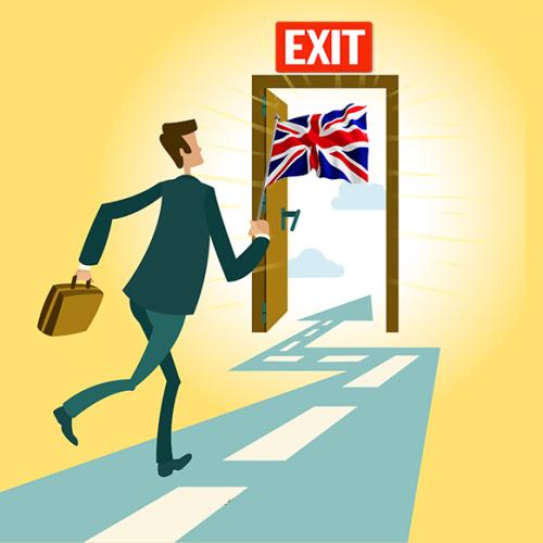 Otra preocupación a nivel mundial, la salida de Reino Unido de la Unión Europea.
