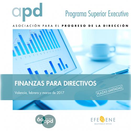 (Español) Finanzas para directivos – Programa Superior Executive APD-EFE&ENE
