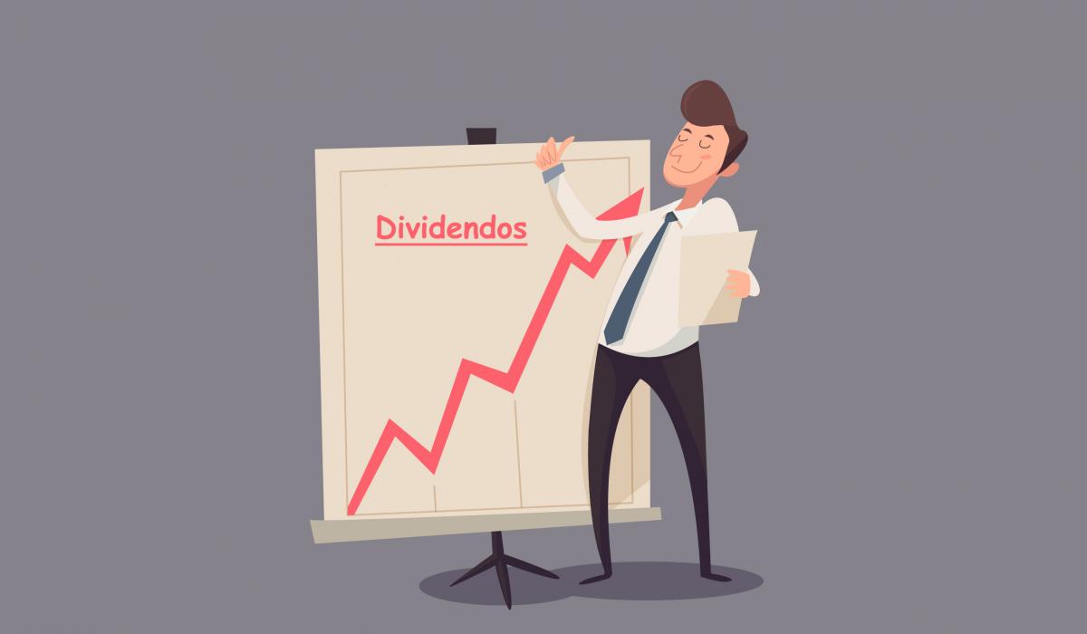 Construir una cartera de valores considerando los dividendos